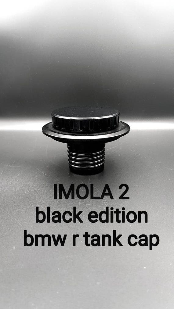 Imola2 Black gasoline cap for BMW r65 bmwr80 bmwr45 bmwr100 café racer  scrambler BMW motorcycle parts