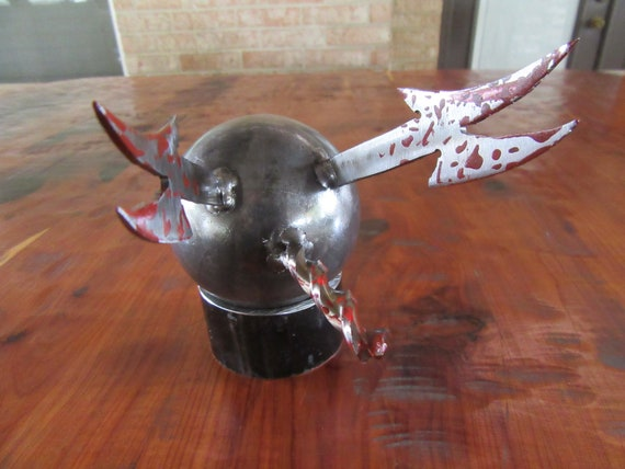 Phantasm Killer Sphere Sentinel The Tall Man Metal Ball Welded Etsy