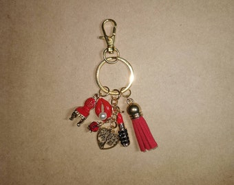 Bag jewelry or Key ring