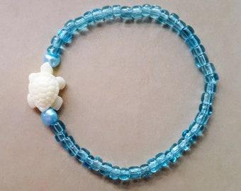 Turtle Stretch Bracelet