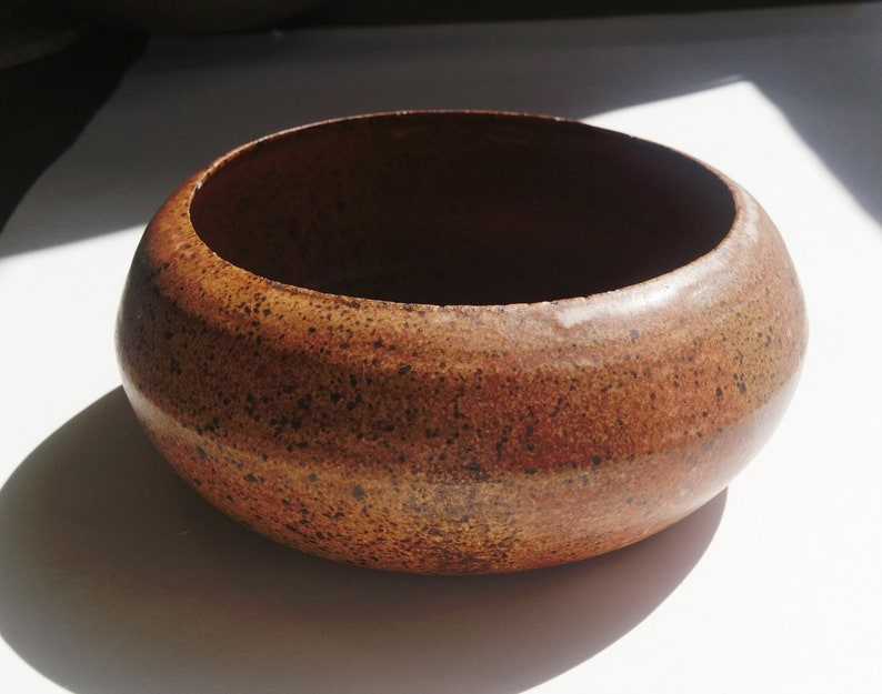 Decorative Sand Clay Ceramic Terracotta Bowl