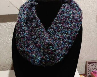5 Colors Available - Soft and Fuzzy Infinity Scarf
