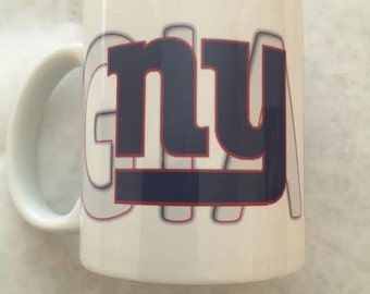 NFL - New York Giants mug