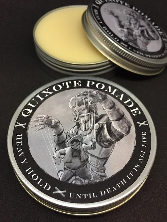 Afbeeldingsresultaat voor quixote heavy hold pomade