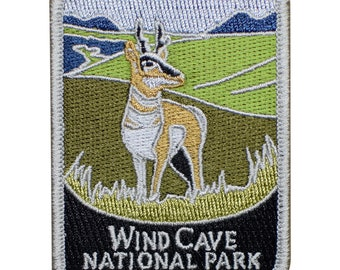 etc. Mother/'s Day Wind Cave National Park Mousepad Father/'s Day Anniversary Gifts for Outdoors
