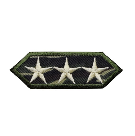 Iron on Military Wings Camo Air Force Applique Patch