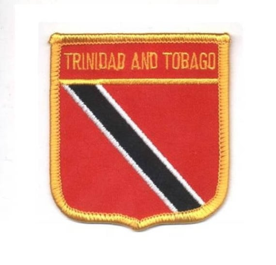 Trinidad and Tobago Patch Iron on