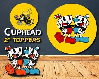 Cuphead | Etsy