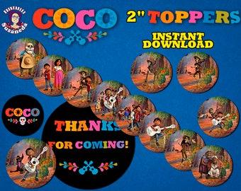 Coco Feliz Cumpleaños Banner Printable In Spanish Instant Etsy