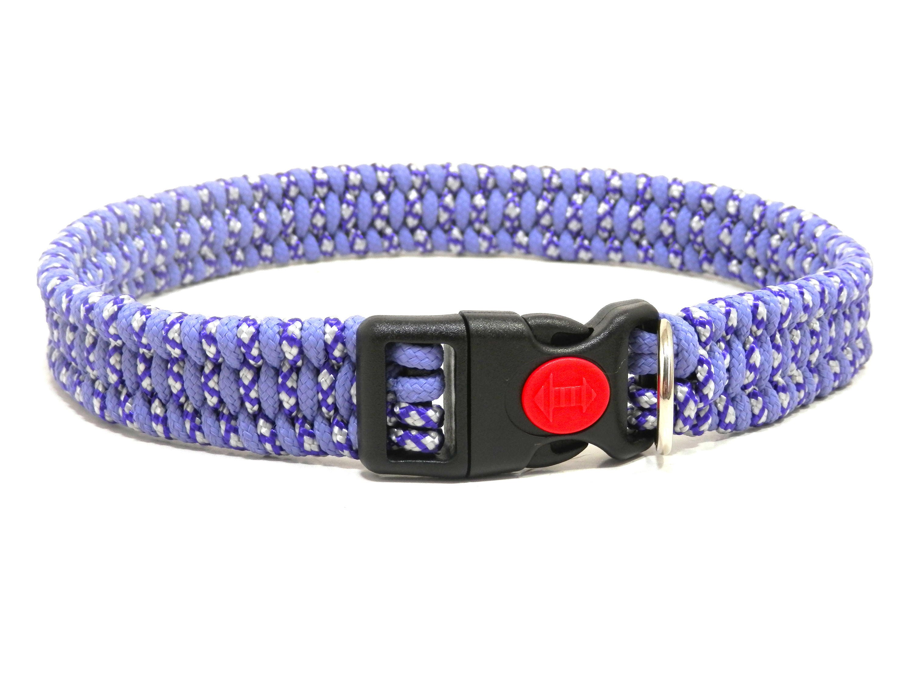 Tutorial For Paracord Dog Collar Instant Download Pdf Etsy