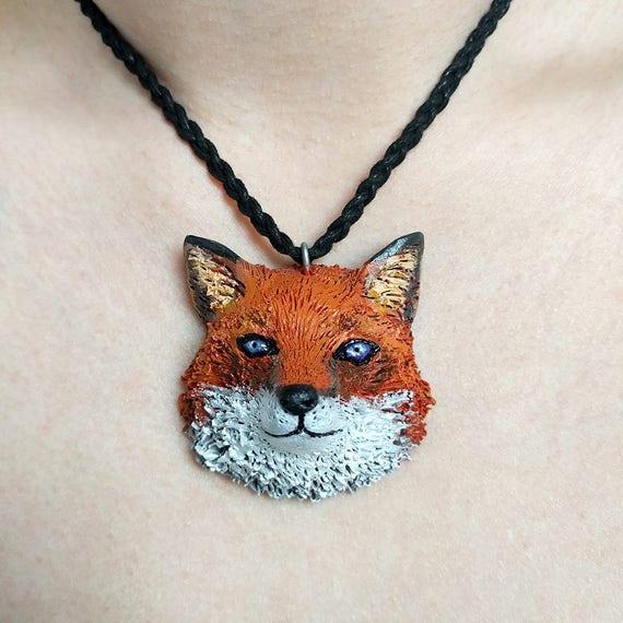 3298c1da72337 Mystic Fox Necklace