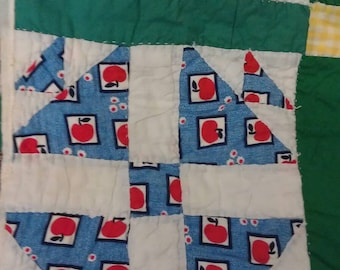 Vintage Quilted Quilt