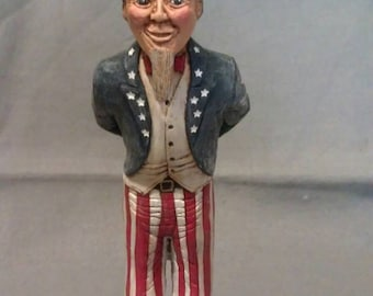 George Bush Presidential Library and Museum Statue Figurine