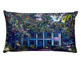 Georgia House Pillow