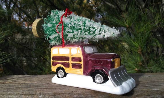 image 0 - Woodies Christmas Decorations