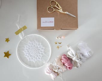 My dream Box - dream catcher DIY