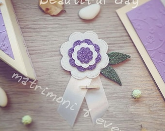 Placeholders for weddings or other events