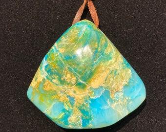 Australian opal | opal necklace | Australian opal pendant | opal jewelry |