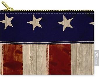 a288b749b22 American Flag Handbag