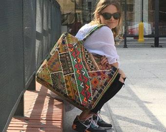 Ethnic, boho bag