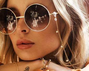 Sunglasses Chain Etsy