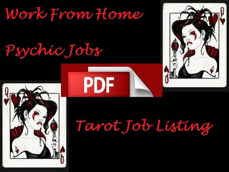 Work from Home as a psychic How to Be Successful Working image 0