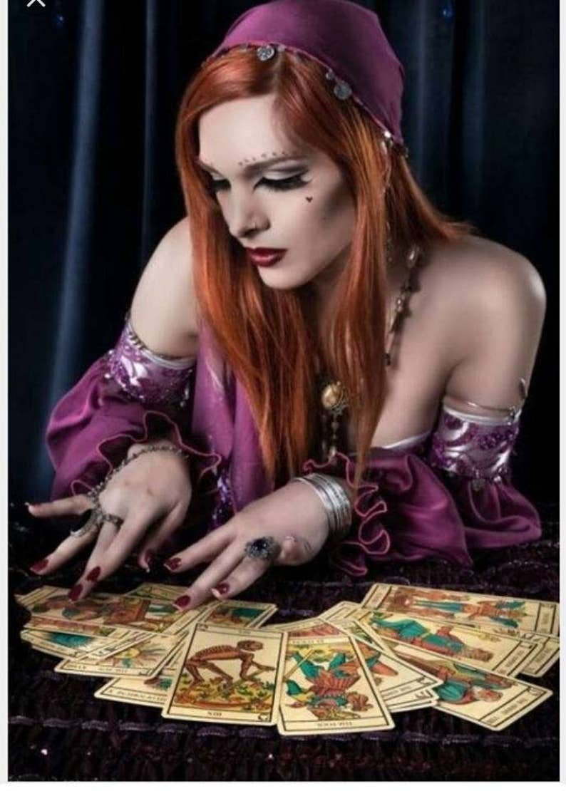Learn How to be a Psychic Tarot Reader Kit  Learn to Read image 0