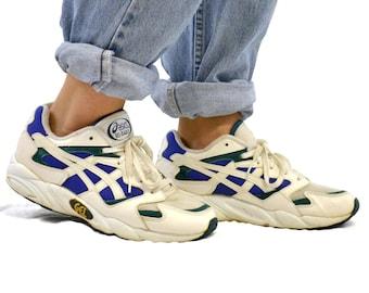 e959df25cc9c 90s Vintage Asics Gel-Diablo Sneakers
