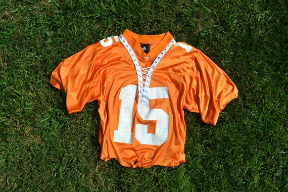 outlet store 6c18a 0f0bf Custom Made Tennessee Vols Lace Up Jersey