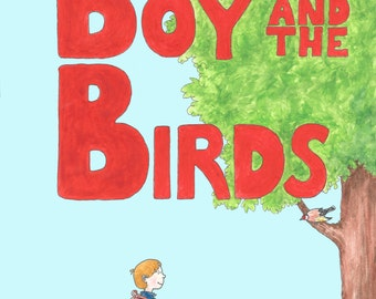 The Boy and the Birds