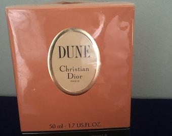 Vintage Dune by Christian Dior Eau De Toilette 50ml