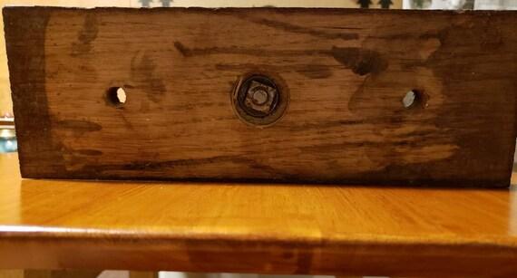 Awe Inspiring Antique Kiel Davenport Sofa Table Legs Salvage Repurpose Customarchery Wood Chair Design Ideas Customarcherynet