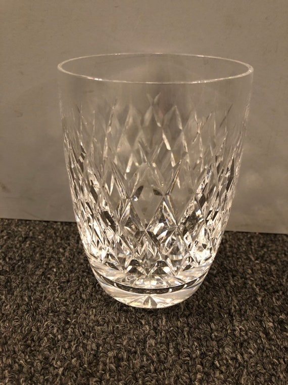 FREE SHIPPING-Waterford Boyne-4.5 Inch-Signed Tumbler