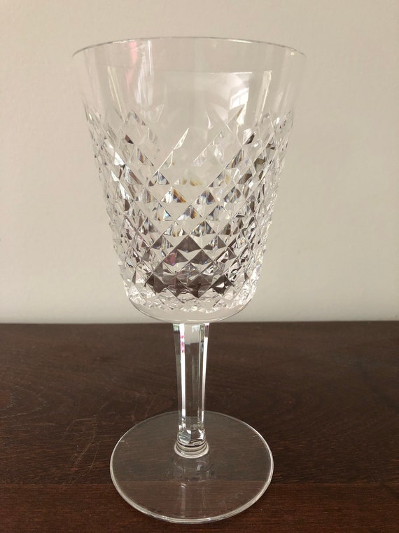 FREE SHIPPING-Waterford-Alana-7 inch-Water Goblet