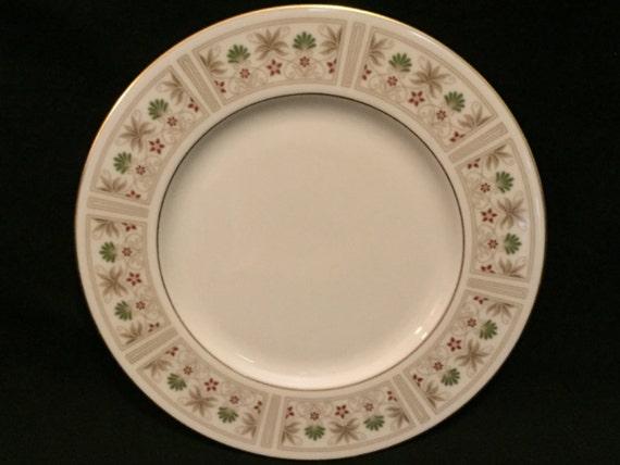 "FREE SHIPPING-Fabulous-Lenox-Tableau-Made USA-8 3/8""-Salad/Dessert Plate"
