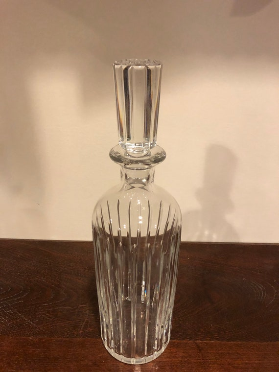FREE SHIPPING-Baccarat Harmony Decanter