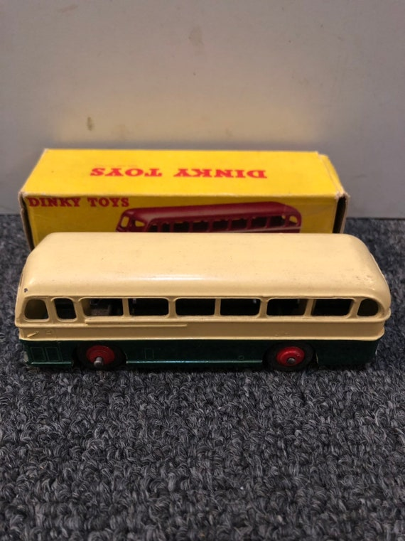 FREE SHIPPING-Dinky Toys-Duple Roadmaster Coach with original box