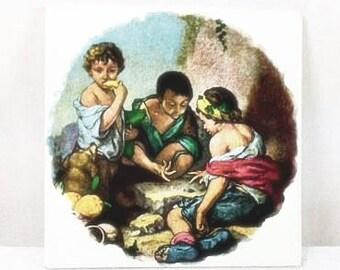 Royal Mosa Tegels : Oude mosa tegels etsy