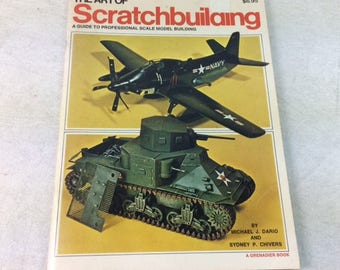 The Art of Scratchbuilding Book - A guide to Professional Scale Model Building