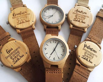 personalized watch etsy