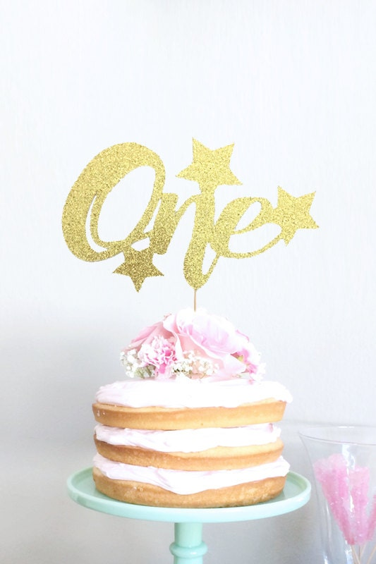 Age Cake Topper Twinkle Twinkle Smash Cake Monthly Smash Etsy