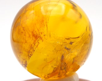Mexican Amber Sphere 20 g