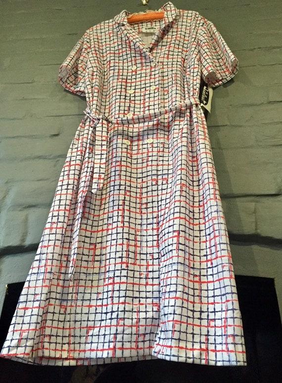 size 16 vintage frock - image 5