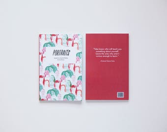 """Women's stories + art - """"Portraits"""" - a book about unresolved feelings"""