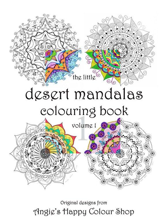 Ongekend Kleuren voor volwassenen mandala kleurboek digitale | Etsy LE-41