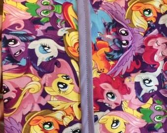 Handmade My Little Pony Pillowcase