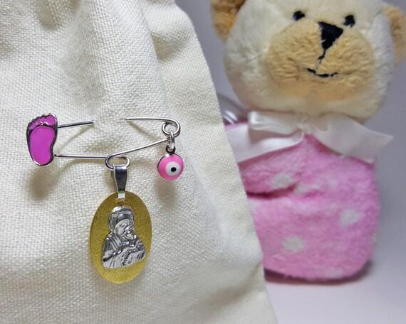 Brosche Baby Mädchen Taufe Geschenke Von Patentante Von Paten Baby Mädchen Taufe Geschenk Taufgeschenke Für Mädchen Mädchengeschenk