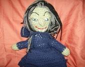 female vampire in blue nu 2