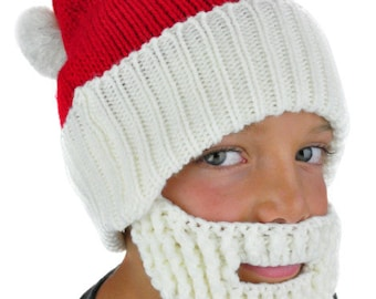 1c2743b84 Ugly beanie hat | Etsy