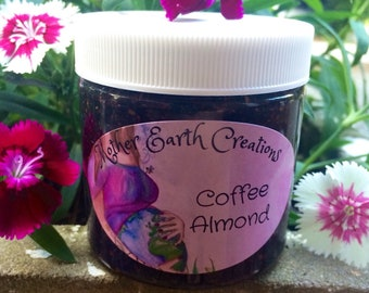 Coffee Almond Oil Scrub